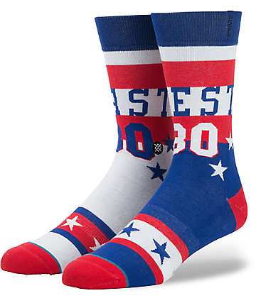 Stance 80 All Star Crew Socks