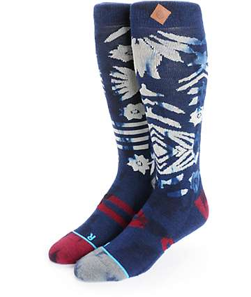 Stance A Tribe Called Shred Merino Wool Snowboard Socks