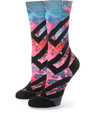 Stance Alien Acid Crew Socks