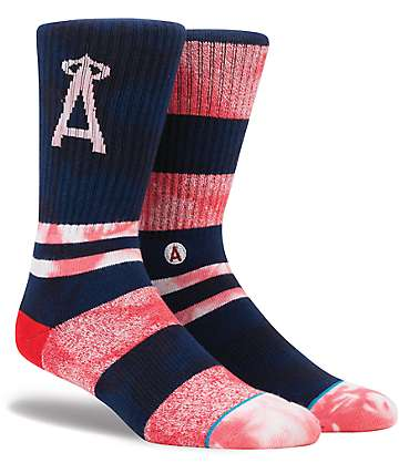 Stance Angels Summer League Crew Socks