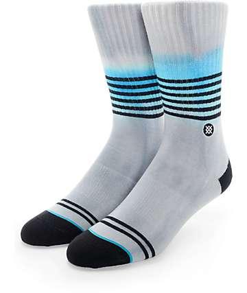Stance Angler Blue Crew Socks