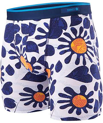 Stance Blue Sun Del Mar Boxer Brief