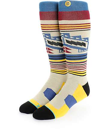 Stance Broken Arrow Tribal Snowboard Socks