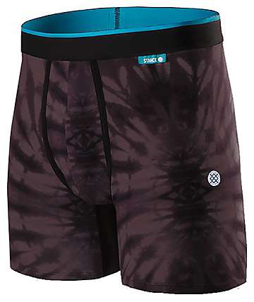 Stance Burnout Wholester Burgundy Boxer Briefs