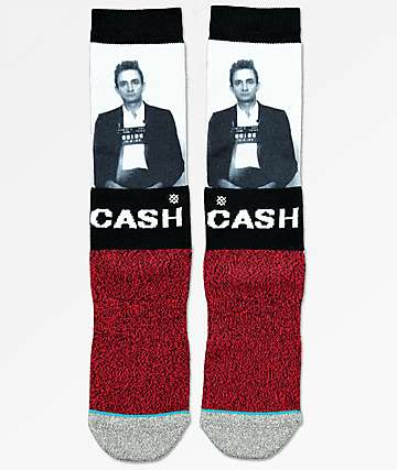 Stance Cash Mug Shot Crew Socks