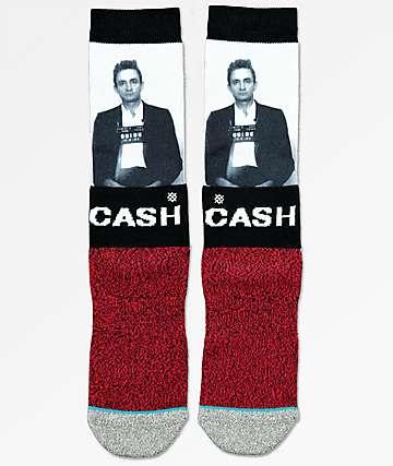 Stance Cash Mug Shot Crew Socks