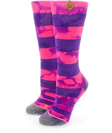 Stance Chesher Tie Dye Snowboard Socks