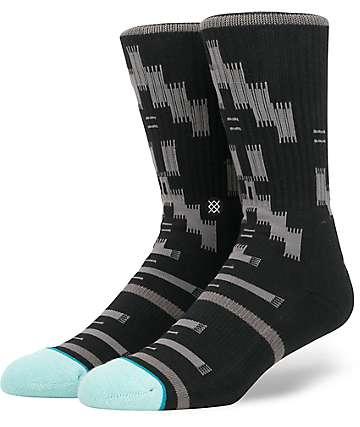 Stance Chumash Black Crew Socks
