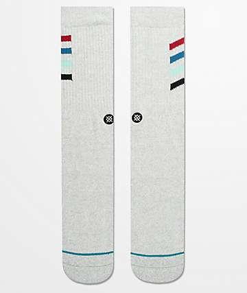 Stance Cronton Grey Crew Socks