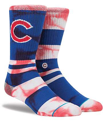 Stance Cubs Summer League Crew Socks