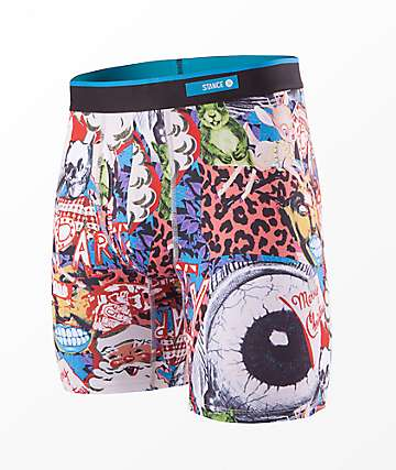 Stance Cycle Zombies Xmas Boxer Briefs