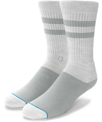 Stance Domain Grey Crew Socks