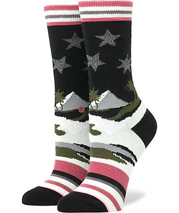 Stance Exodus Multicolored Crew Socks