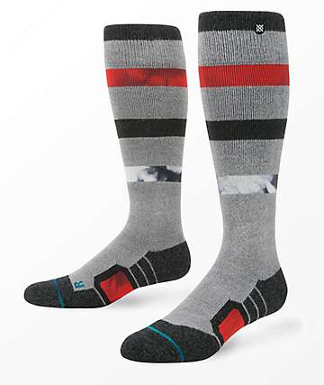 Stance Flood Patch Snowboard Socks