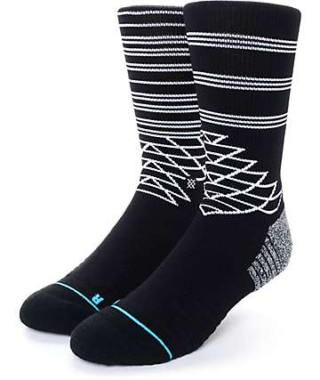 Stance Fusion Pyrobuild Athletic Crew Socks
