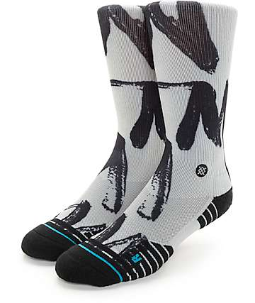 Stance Fusion Uncommon Athletic Crew Socks