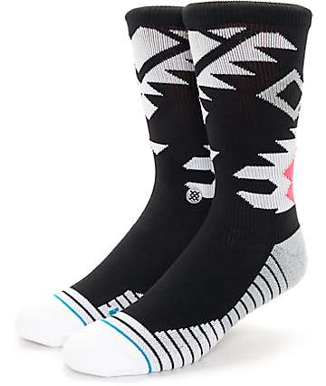 Stance Fusion Uncovered Athletic Crew Socks