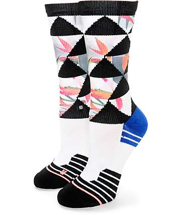Stance Fusion Work It Crew Socks