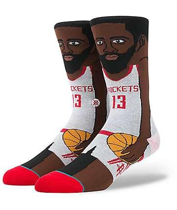 Stance J Harden Crew Socks