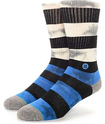 Stance Jailbreak Tie Dye Stripe Crew Socks