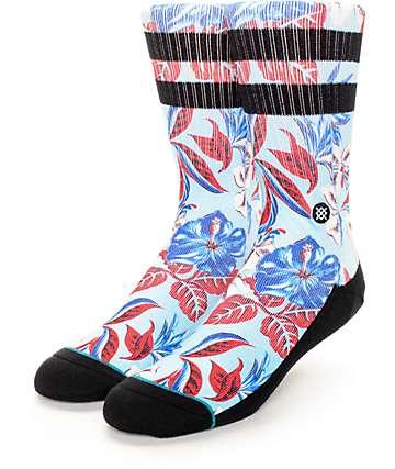 Stance Kahuku Floral Crew Socks