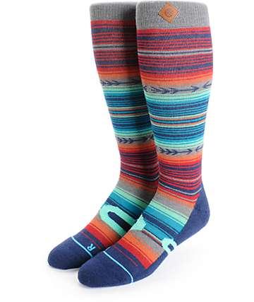 Stance Kirk Tribal Merino Wool Snowboard Socks