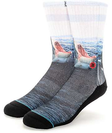 Stance Landlord Shark Crew Socks