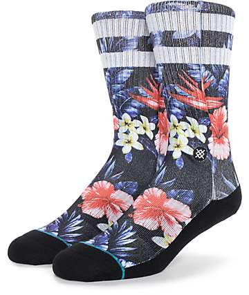 Stance Lounge Bird Crew Socks
