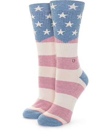 Stance Miss Independent Crew Socks