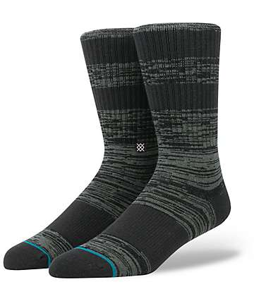 Stance Mission Blue Crew Socks