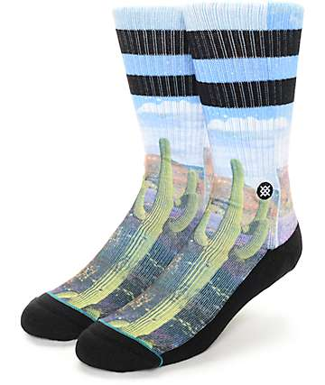 Stance Monument Southwest Crew Socks