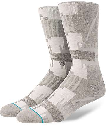 Stance Paff Grey Crew Socks
