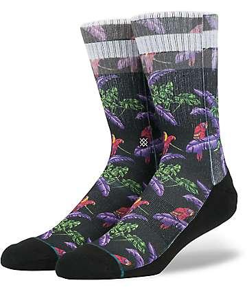 Stance Parched Black Crew Socks