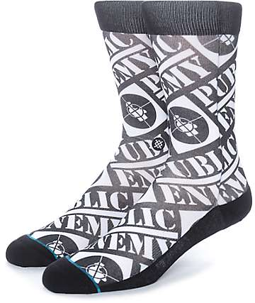 Stance Public Enemy Crew Socks