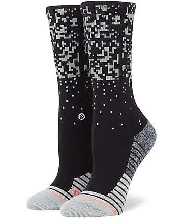 Stance Rapido calcetines en gris y negro