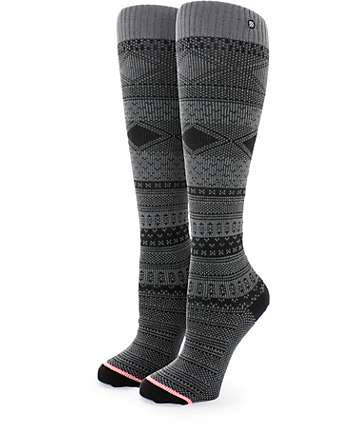 Stance Renegade Grey Tall Boot Socks