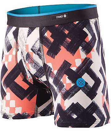 Stance Renovation Black & Grey Boys Boxer Briefs