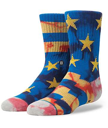 Stance Sidereal Boys Crew Socks