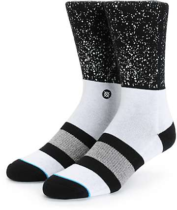 Stance Spray Athletic Crew Socks