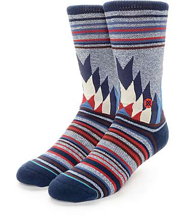 Stance Toledo Tribal Crew Socks