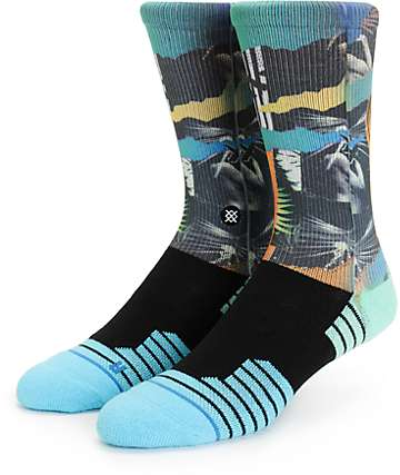 Stance Tropical Fade Athletic Fusion Crew Socks