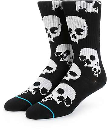 Stance Ulo 2 Glow In The Dark Crew Socks