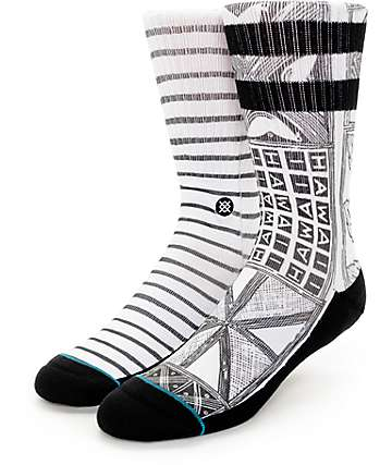 Stance Via Lopez Crew Socks