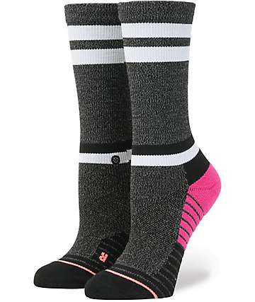 Stance Villainess Fusion Athletic Crew Socks