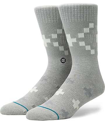 Stance Ysidro Grey Crew Socks