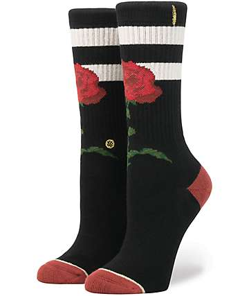 Stance x Disney The Rose Crew Socks