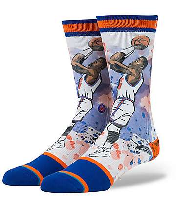 Stance x NBA Ewing Crew Socks