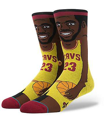 Stance x NBA LeBron James Crew Socks