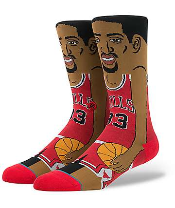 Stance x NBA Scottie Pippen Crew Socks