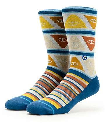 Stance x Poler Cyclops Crew Socks
